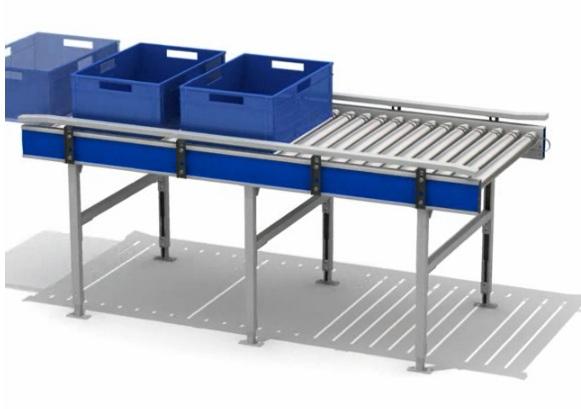 Конвейер транспортер роликовый рулевые наконечники на фольксваген транспортер